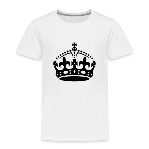 British Royal Crown - Kids' Premium T-Shirt