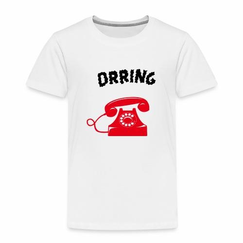 Téléphone vintage qui sonne - T-shirt Premium Enfant