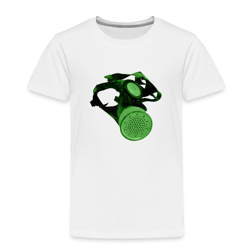 gas shield - Kids' Premium T-Shirt