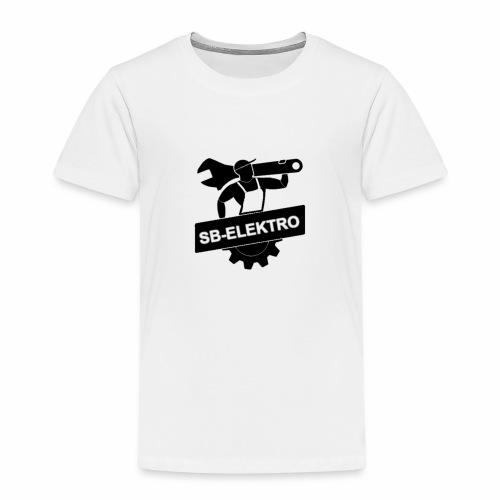 SB transp 1000 png - Børne premium T-shirt