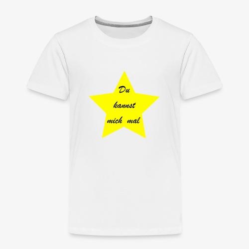 Du kannst mich mal - Kinder Premium T-Shirt