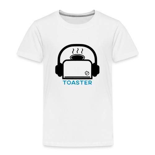 Toaster Logo - Lasten premium t-paita