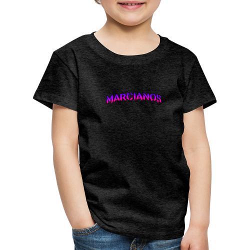 Logo Marcianos Trap - Camiseta premium niño