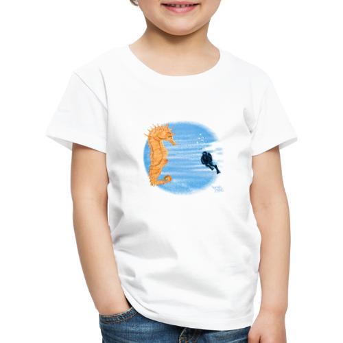 Zeepaardje - T-shirt Premium Enfant
