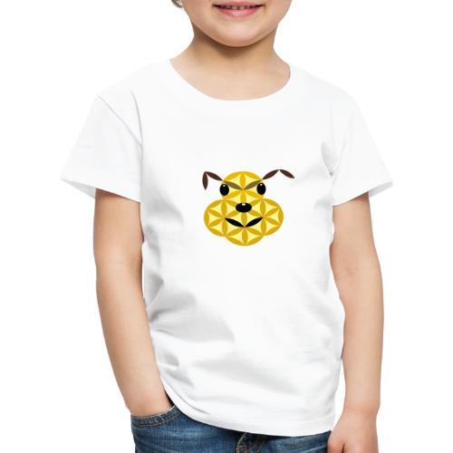 The Dog Of Life - Sacred Animals - Kids' Premium T-Shirt