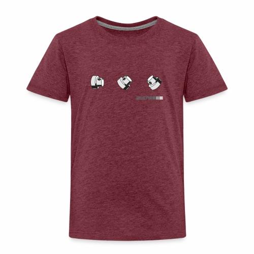 2wear caps street flow ver01 - Børne premium T-shirt