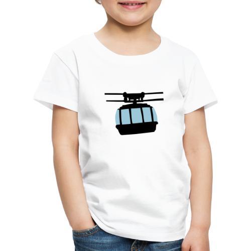 Gondel - Kinder Premium T-Shirt