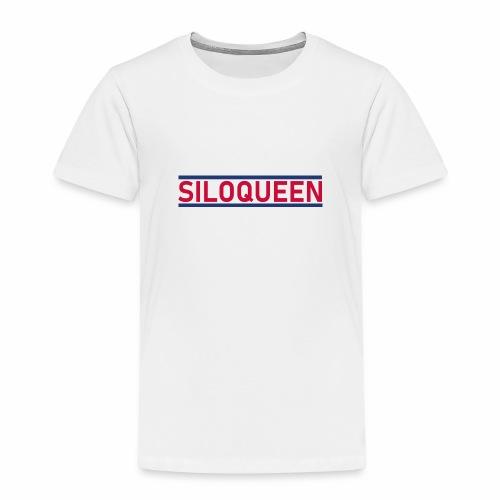 SiloQueen - für die Königin in deinem Stall - Kinder Premium T-Shirt