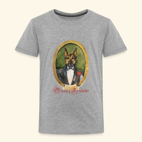 LORD SHEPERD - Maglietta Premium per bambini