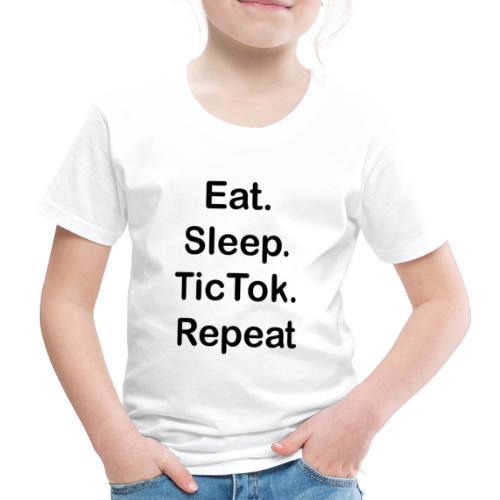 tictok - Kids' Premium T-Shirt