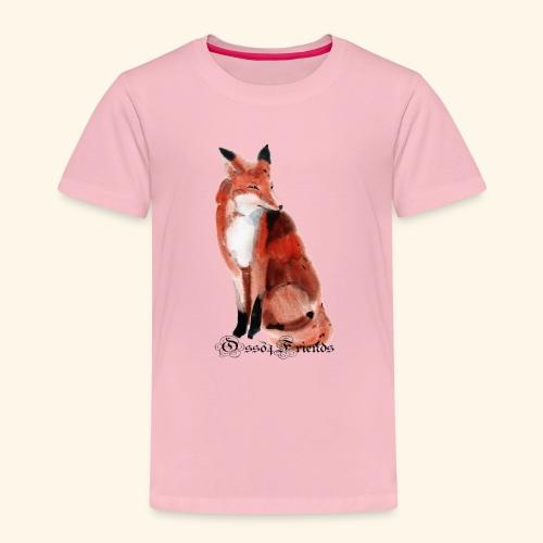 FOX - Maglietta Premium per bambini
