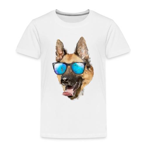 trimgermanshepherd - Camiseta premium niño