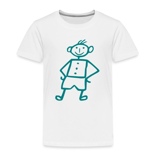 me-white - Kinder Premium T-Shirt