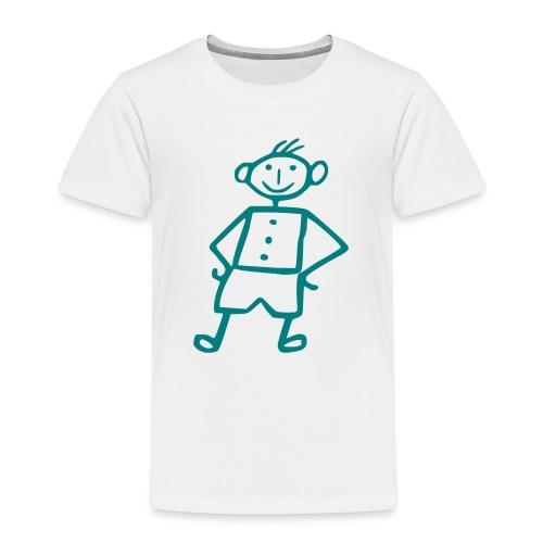 me-white - Kinder Premium T-Shirt