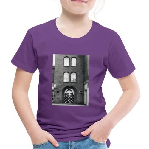AGNESE EMILIOZZI X iorestoacasaArtistiUniti - Maglietta Premium per bambini