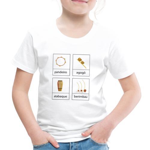 In stru men tos - Kids' Premium T-Shirt