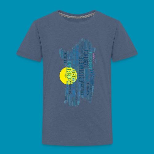 Spiagge Oristano png - Maglietta Premium per bambini
