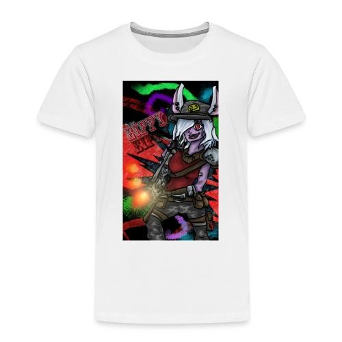 Eiffy la Dingue - T-shirt Premium Enfant