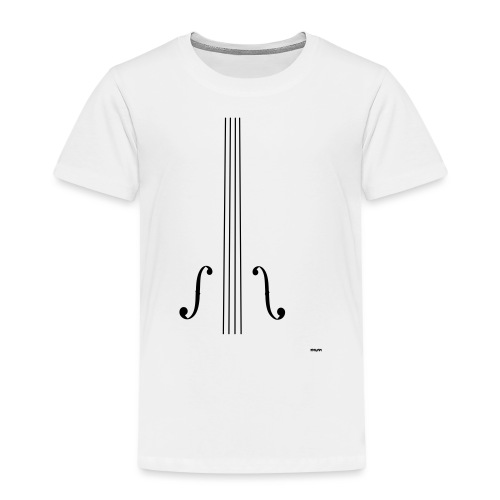 Cello Shirt - Camiseta premium niño