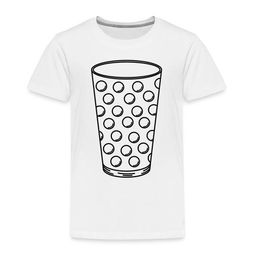 Dubbeglas - Kinder Premium T-Shirt