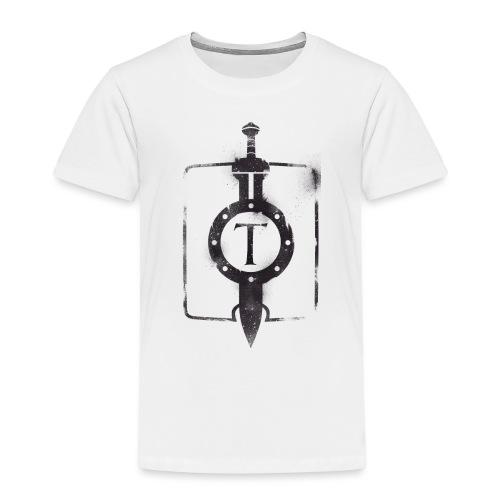travian_legends_shield_b - Kids' Premium T-Shirt