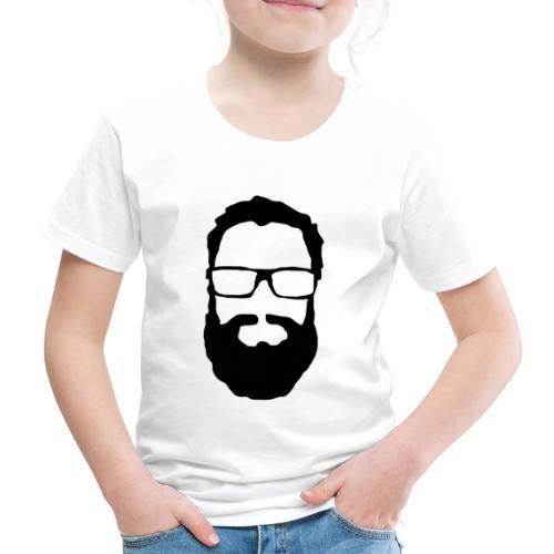 Dennis Svart - Premium-T-shirt barn