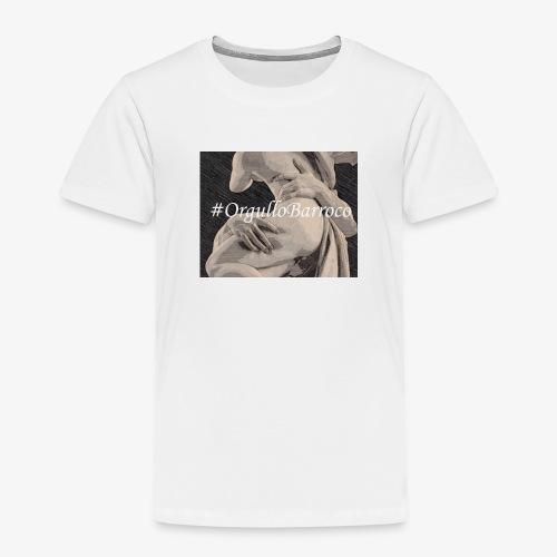 #OrgulloBarroco Proserpina - Camiseta premium niño