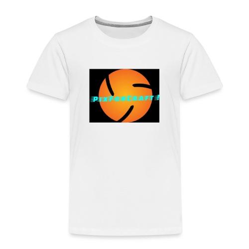 LOGO PixForCraft (Le logo de Juin 2017) - T-shirt Premium Enfant