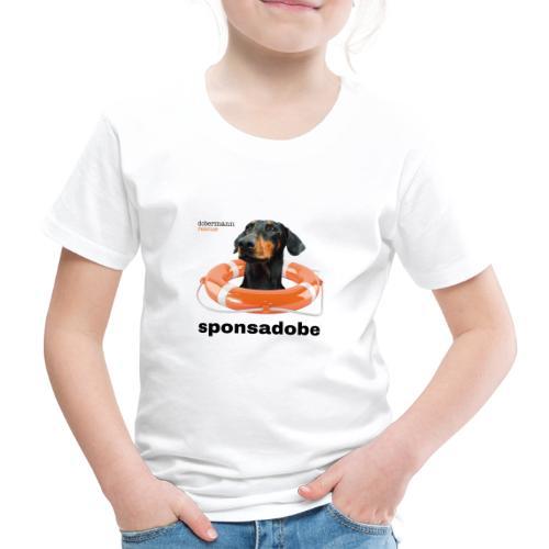 Sponsadobe Branded - Kids' Premium T-Shirt