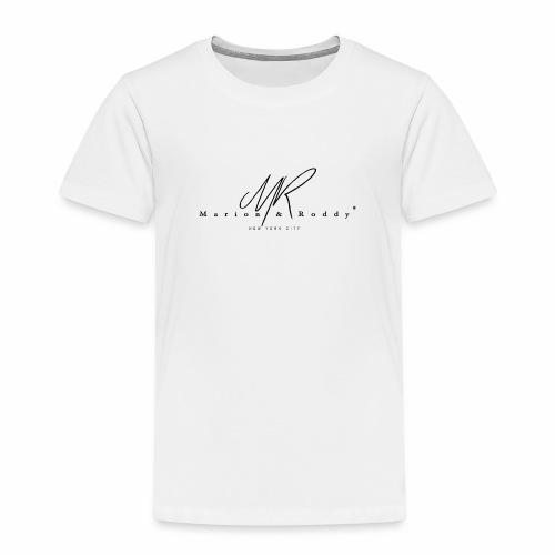 marion roddynyc black - T-shirt Premium Enfant