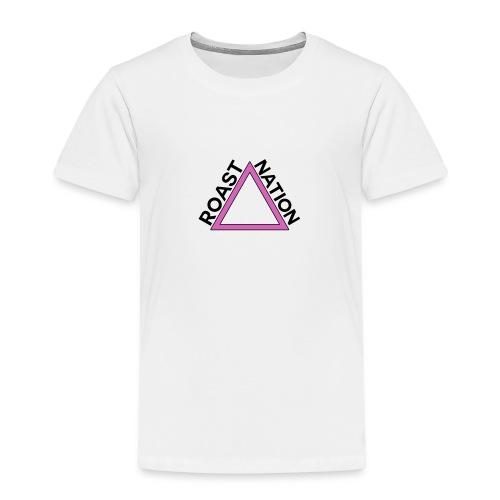ROAST NATION SUMMER DESIGN - Kids' Premium T-Shirt