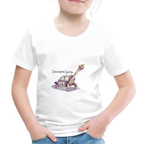 Lonesome George - Kinder Premium T-Shirt