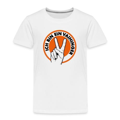 Ich bin ein Vaihinger - Kinder Premium T-Shirt