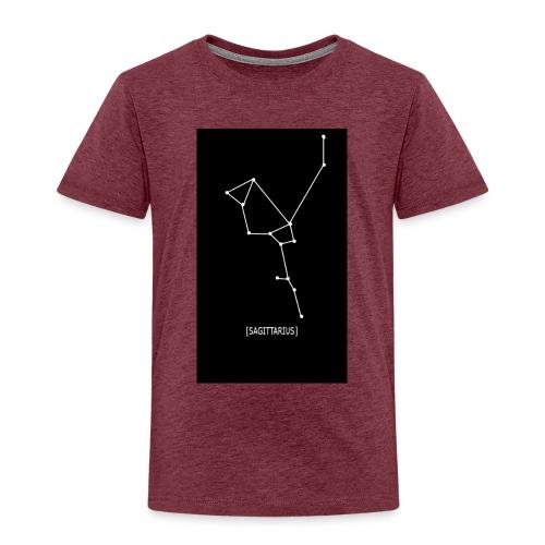 SAGITTARIUS EDIT - Kids' Premium T-Shirt