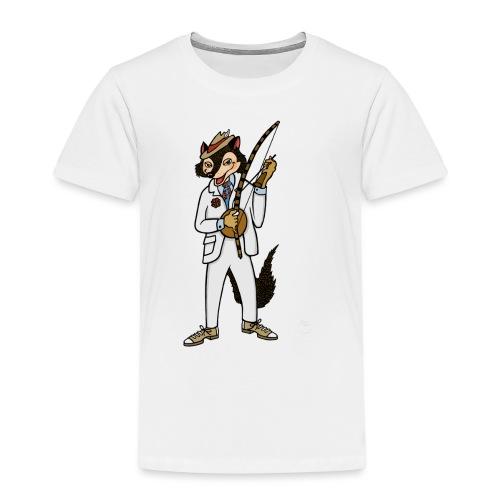 Capoeira Malandro | Trickster Capoeira - Kids' Premium T-Shirt