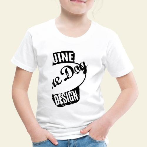raredog fuelwear - Børne premium T-shirt