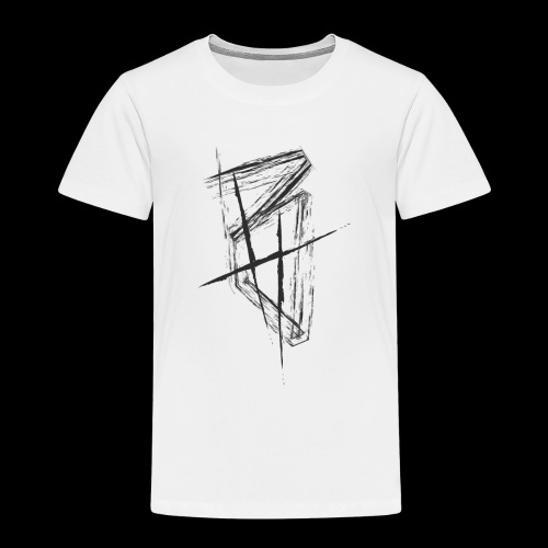 BrettHit_BlackLogo - Kids' Premium T-Shirt