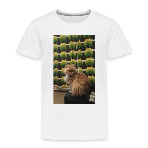 Nikke20 Okra Fani - Lasten premium t-paita