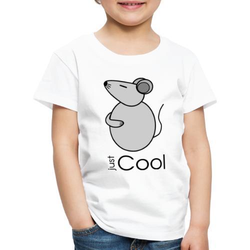 Conseil - « just Cool » - c - T-shirt Premium Enfant