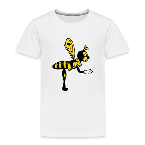 Abeja - Camiseta premium niño