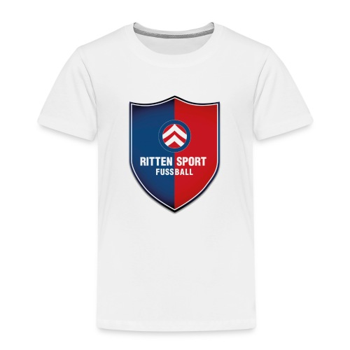 Wappen Fussball Ritten - Kinder Premium T-Shirt
