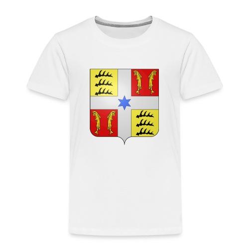 Blason Montbéliard - T-shirt Premium Enfant