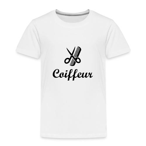 Coiffure / Coiffeur / Coiffeuse / Mode / Cheveux - T-shirt Premium Enfant