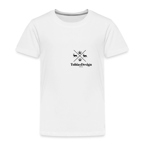 Tobias Design of Norway - Premium T-skjorte for barn