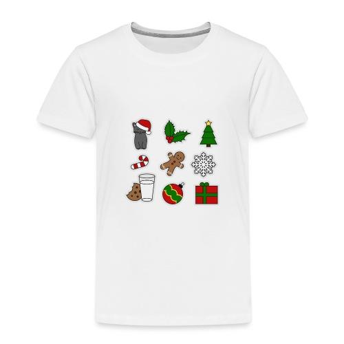 Weihnachts Design, auch als Geschenk für Freunde - Kinder Premium T-Shirt