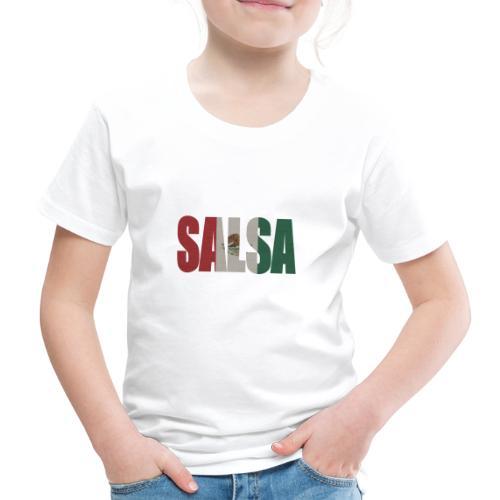 #SalsaEsLaCura Mejico - T-shirt Premium Enfant