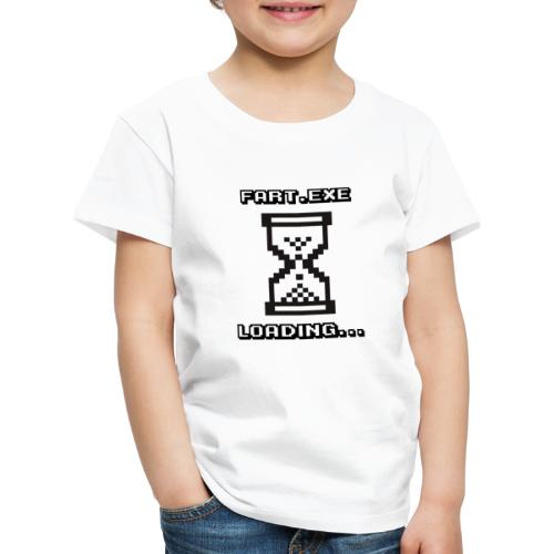 Fart Loading - Kids' Premium T-Shirt
