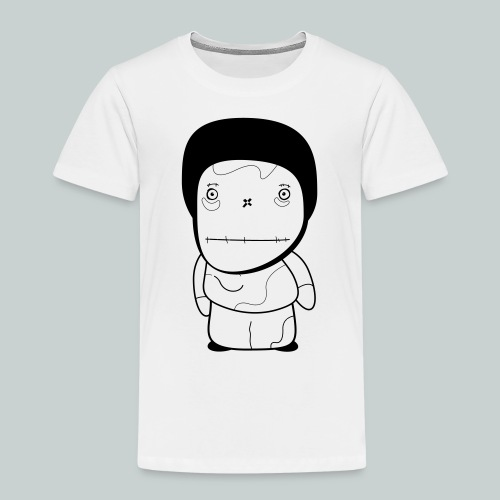Curious boy - Kids' Premium T-Shirt