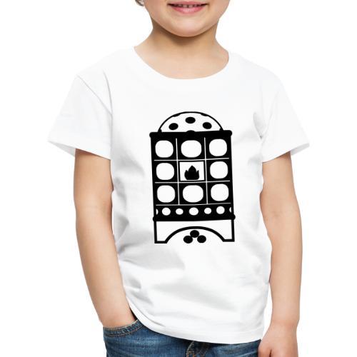 Berufesymbol Ofensetzer - Kinder Premium T-Shirt