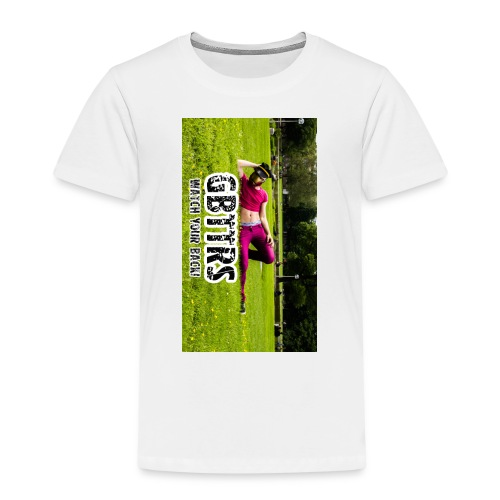 htc und 1 - Kinder Premium T-Shirt